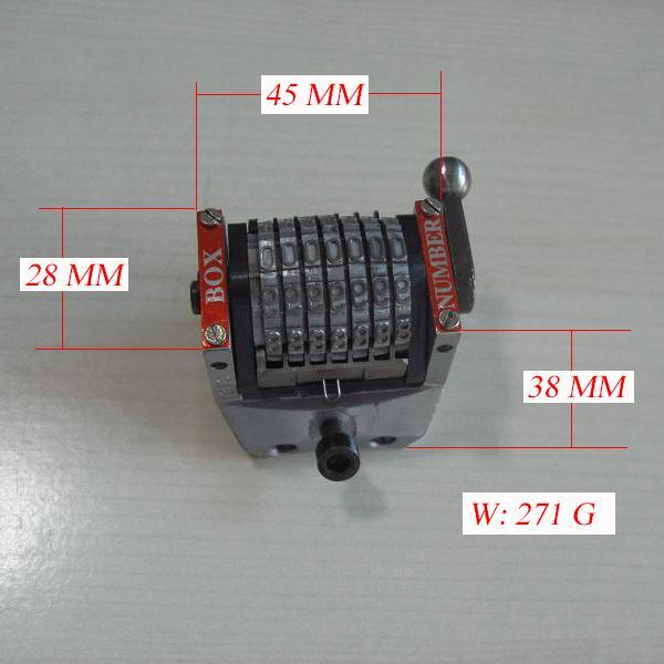 NUMBERING GTO – 880063